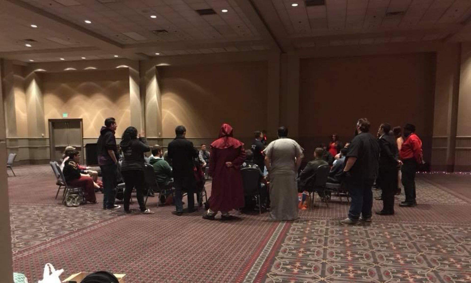 Role Initiative Philly LARPs